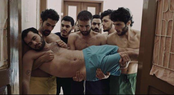 Gay movies mature Dick bulges