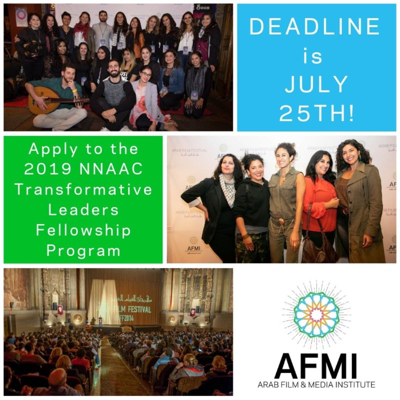NNAAC Transformative Leaders Fellowship Program