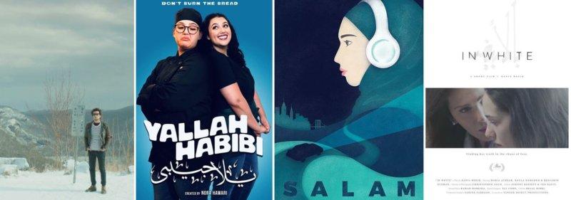Arab Film Series Online — Arab American Shorts Program