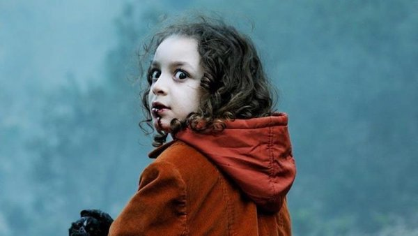 Film still from Dachra